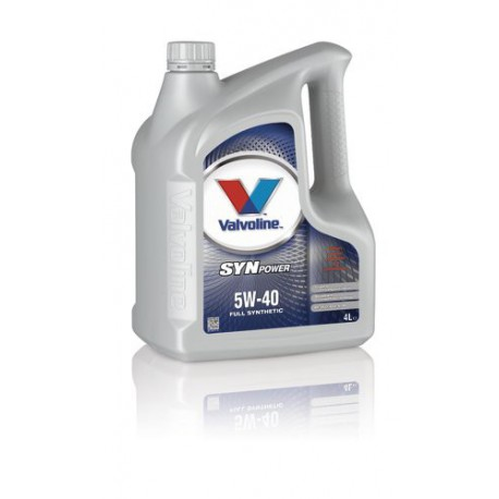 Масло моторное VALVOLINE Syn Power 5W40  4л. 817968, VE11267
