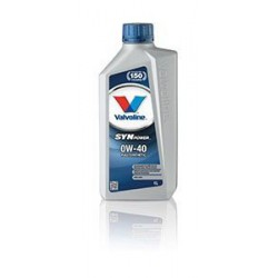 Масло моторное VALVOLINE Syn Power 0W40  1л.