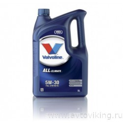 Масло моторное VALVOLINE ALL-CLIMATE 5W-30 5L